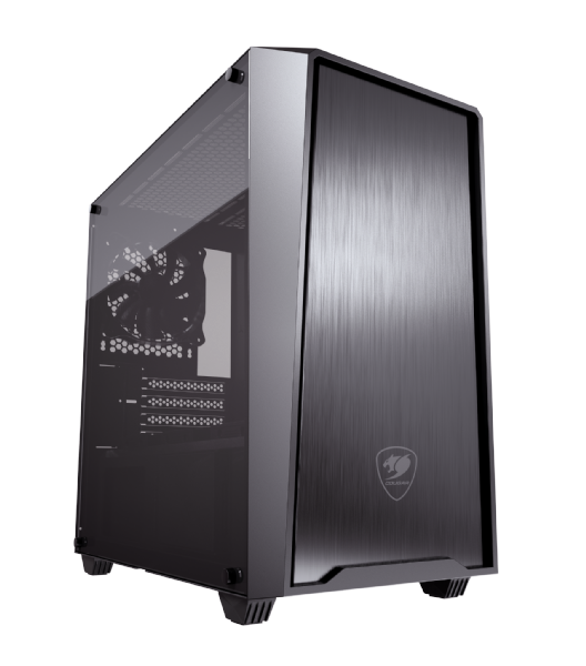 Cougar MG130-G Compact Micro-ATX with Tempered Glass